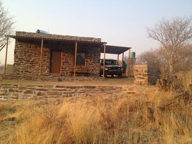 Chalets for rent near Windhoek