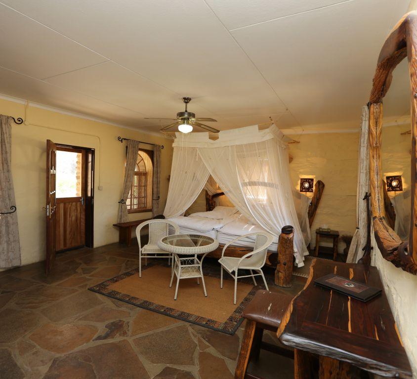 Afrika Zimmer